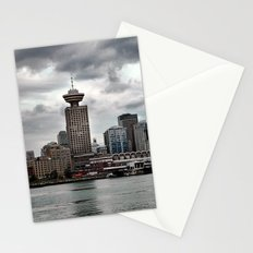 Vancouver Harbour Stationery Cards