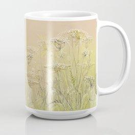 Wild flowers and weeds 2 Coffee Mug
