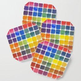 Mix it Up! - Watercolor Mixing Chart Coaster