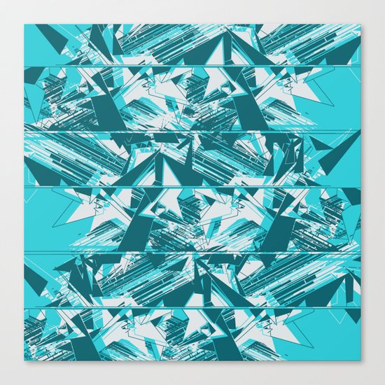 Disarrange  Canvas Print