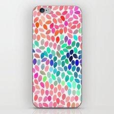 rain 12 iPhone & iPod Skin