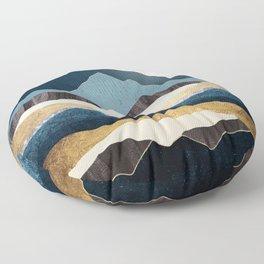 Reflect Hills Floor Pillow