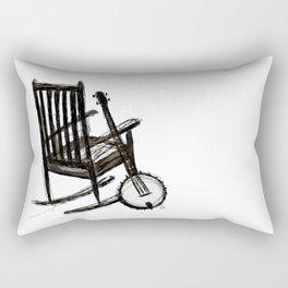 Grandma's Banjo Rectangular Pillow