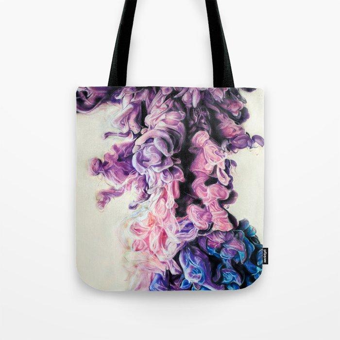 Smoke III Tote Bag