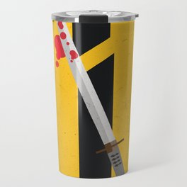 KILL BILL Tribute Travel Mug