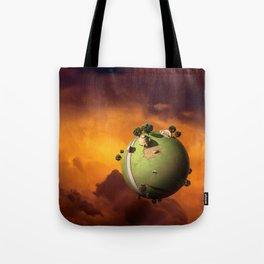 Kaito's Planet Tote Bag