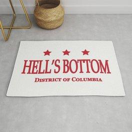 Hell's Bottom Rug