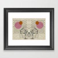 HotDOT Framed Art Print