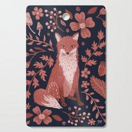 Woodland Fox Cutting Board