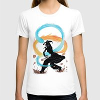 legend of korra T-shirts featuring The Legend of Korra Stencil by Brietron Art