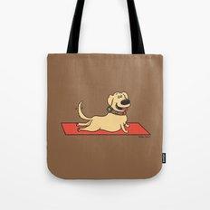 Up Dog Tote Bag