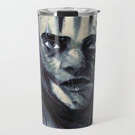 Warrior Travel Mug