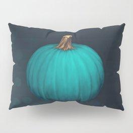 Teal Pumpkin Pillow Sham