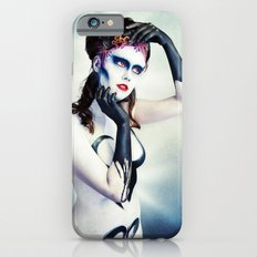 Queen of hearts full Slim Case iPhone 6s