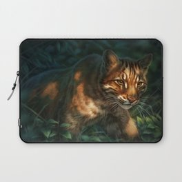 Golden Cat Laptop Sleeve