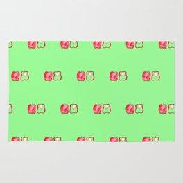 Pepper pattern Rug