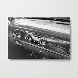 Bel Air Dash Metal Print