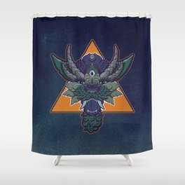 Hellcat 3 Shower Curtain