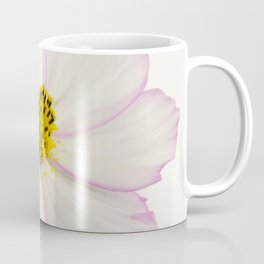 Sensation Cosmos White and Pink Coffee Mug