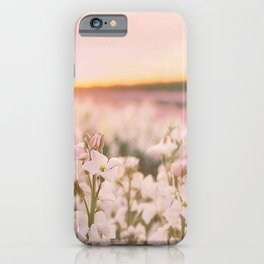 Flower Sea iPhone Case