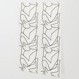 Abstract line art 2 Wallpaper