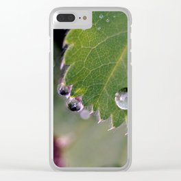 Visible Transparency Clear iPhone Case