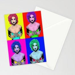 Madonna Pop Art2 Stationery Cards