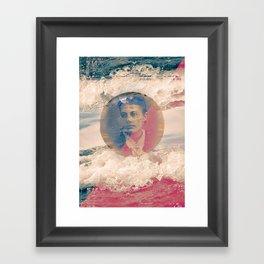se-a- Framed Art Print
