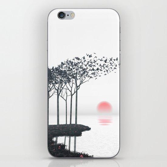 Aki iPhone & iPod Skin