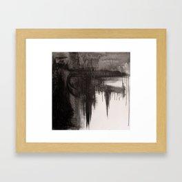 Unravelled. Framed Art Print