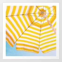 Little Yella Brelly / Montauk, NY Art Print