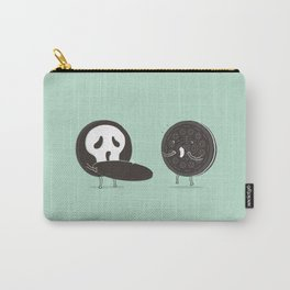 Cookies and Scream Carry-All Pouch