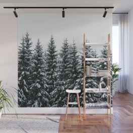 The White Bunch Wall Mural