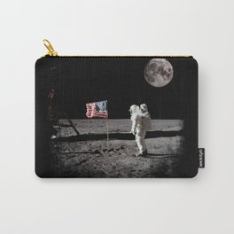 The Great Conspiracy: The Moon Is a Lie Carry-All Pouch