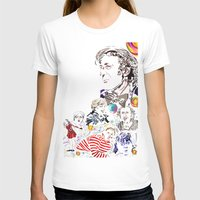 willy wonka T-shirts featuring Willy Wonka & The Chocolate Factory by Arielle Trenk