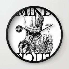 Believe the Dogma - Mind Fuck  Wall Clock