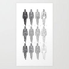 a/h Art Print