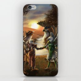 A New Alliance iPhone Skin
