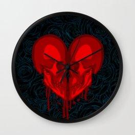 Eternal Valentine Wall Clock