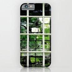 Square Windows iPhone 6s Slim Case