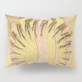 Intropression Makeup Flowers  ID:16165-134558-56051 Pillow Sham