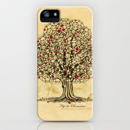 Chemistree iPhone Case