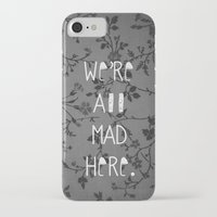 mad iPhone & iPod Cases featuring Mad by Cactus And Fog
