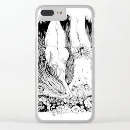 Au Naturel Clear iPhone Case