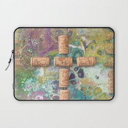 Cork Cross Laptop Sleeve