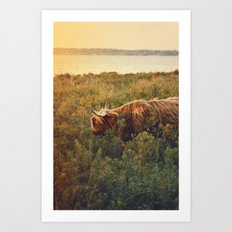Beast of the southern wild Art Print