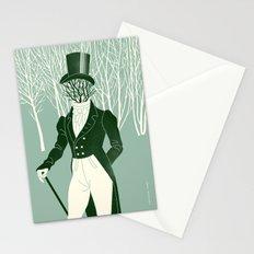 Eugene Onegin Stationery Cards