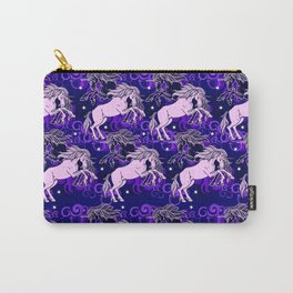 star unicorns Carry-All Pouch
