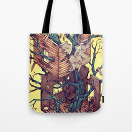 Dream Room Tote Bag