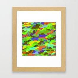 Islandemic Framed Art Print